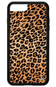 Wildflowers Gift One Size / Multi / LEOP20678P Leopard iPhone Plus Case