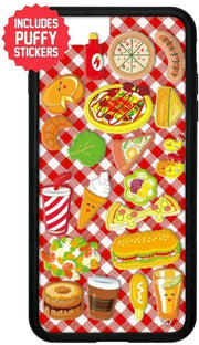 Wildflowers Gift One Size / Multi / PIZZ201678P Pizzeria iPhone Plus Case