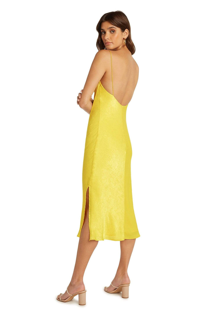 Carmel Limoncello Dress Yellow
