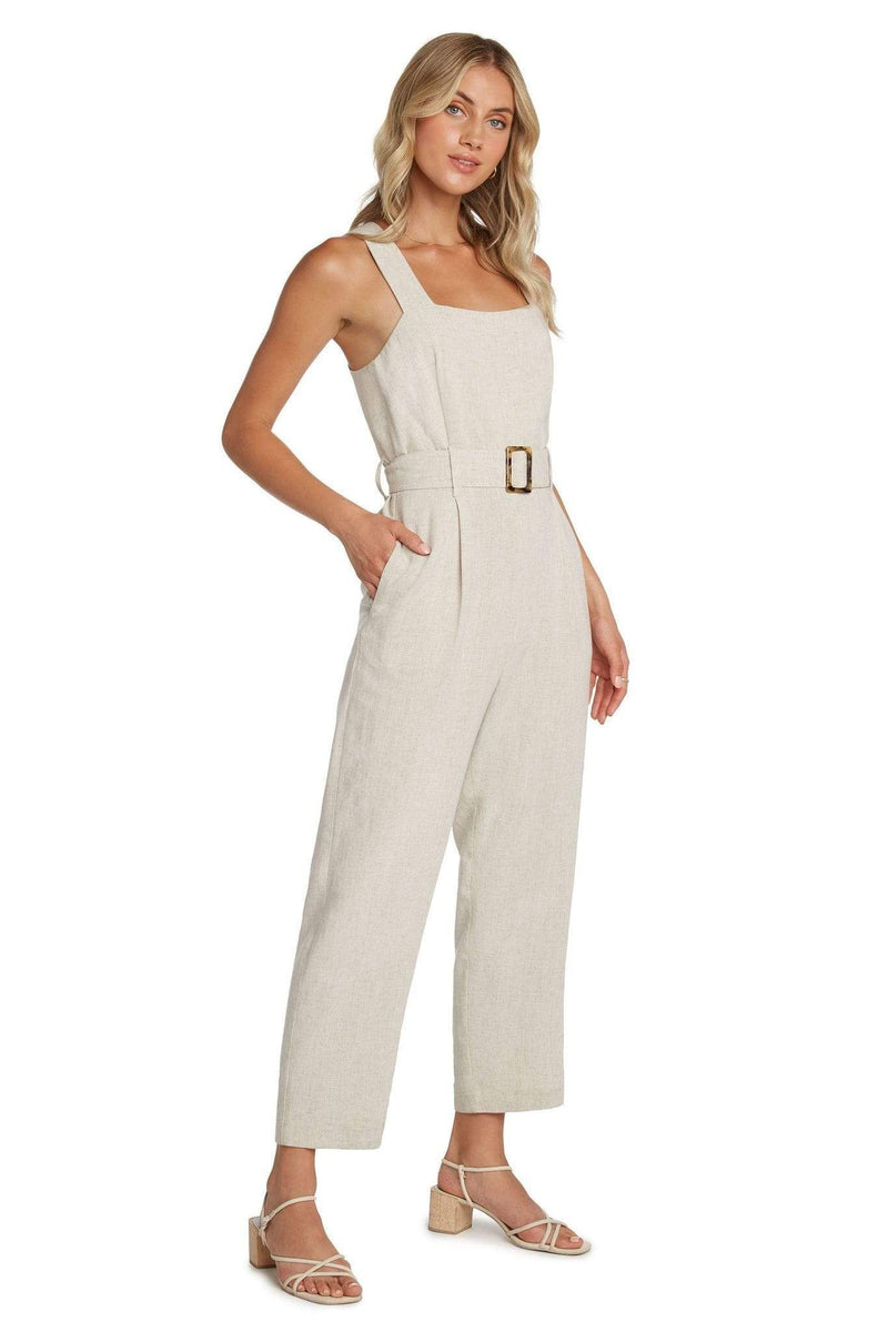 Johnson Jumpsuit Sand