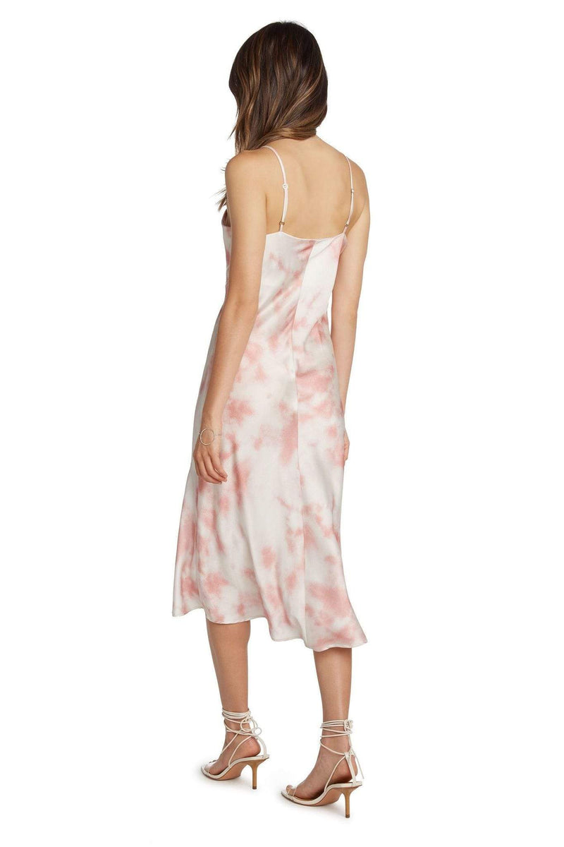 WILLOW AND CLAY Dress Large / Blush / 120WD27214 Paige Dress Blush