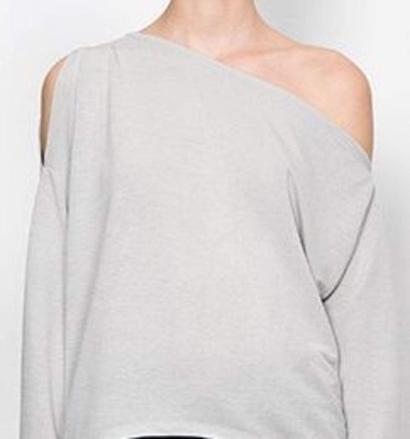 Wish Tops Blouse Frankie Top Soft Grey