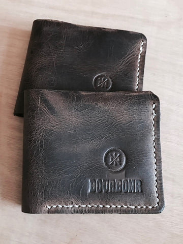 Small Wallet - Dark