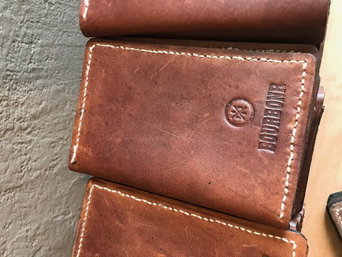 Large Wallet/Notebook - Light