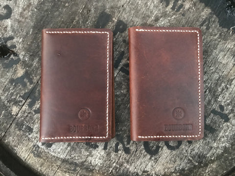 Large Wallet/Notebook - Dark
