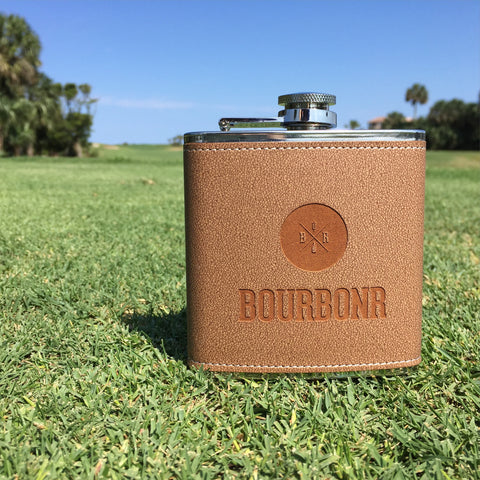 Bourbonr Flask