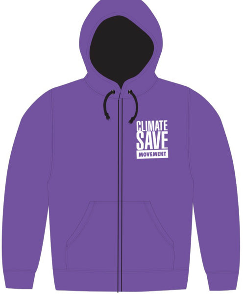 Climate Save Movement Unisex Hoodie