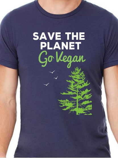 Save the Planet Unisex tshirt