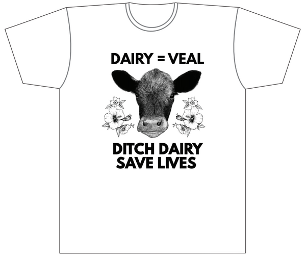 Dairy = Veal shirt - Unisex