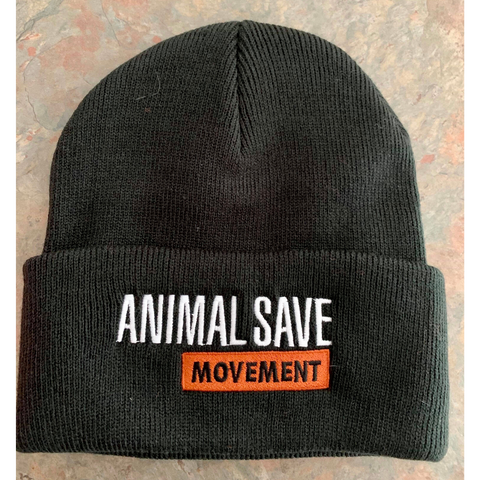 ** NEW ** Animal Save Movement Beanie