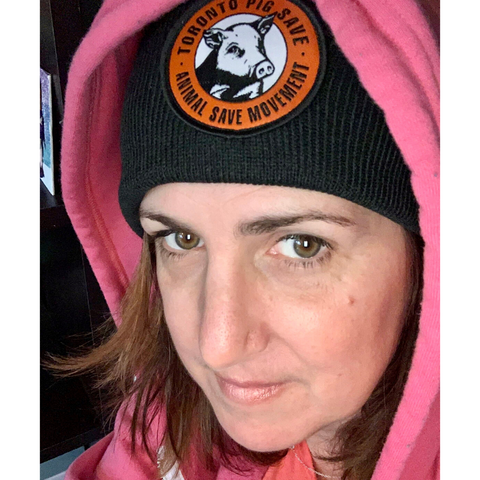 ** NEW ** Toronto Pig Save Beanie