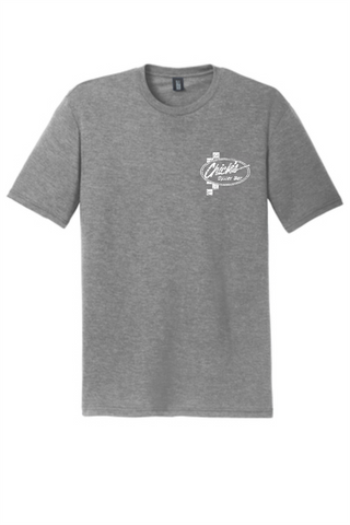 Chick's Logo - One Color Short Sleeve Tee