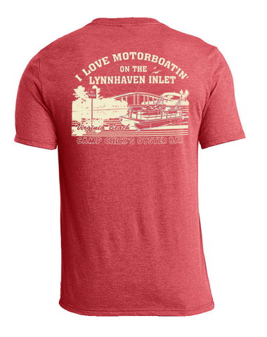 Motor Boatin' Short Sleeve Tee