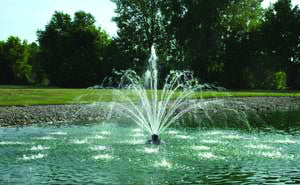 Kasco xStream Multi-Display Fountain