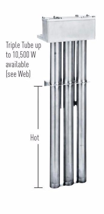 Clepco Submersible Heater