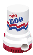 Submersible Pump by Rule - CLEARANCE