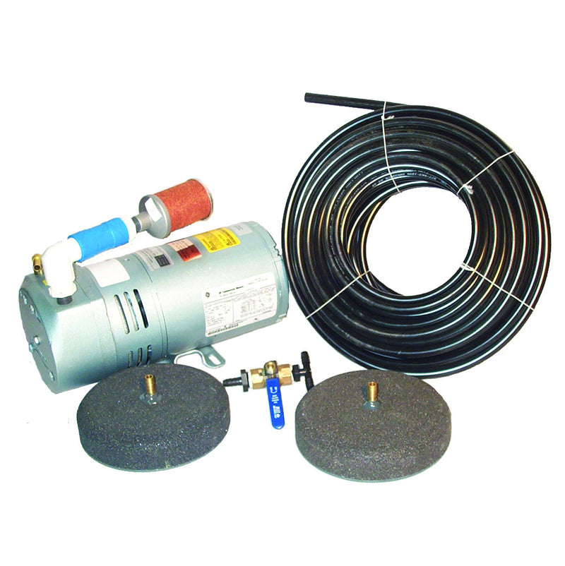 ¼ hp Rotary Vane Compressor Kit