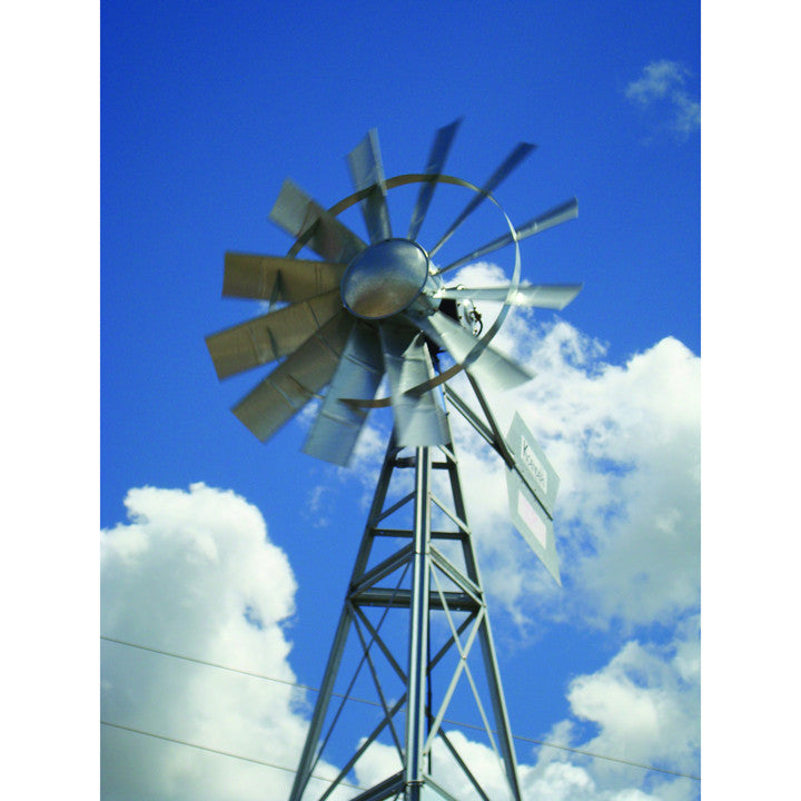 Koenders Windmill - Double Diaphragm