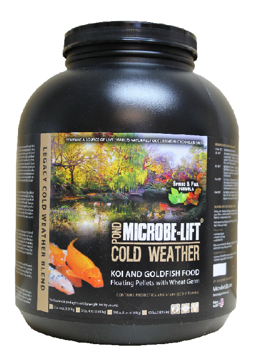 Cold Weather Goldfish & Koi Feed
