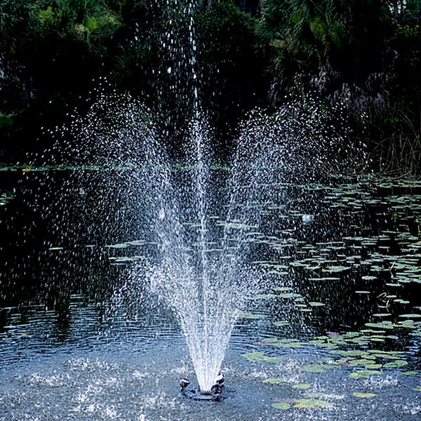 Oase Floating Fountain with Lights