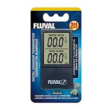 Fluval 2 in 1 Digital Thermometer
