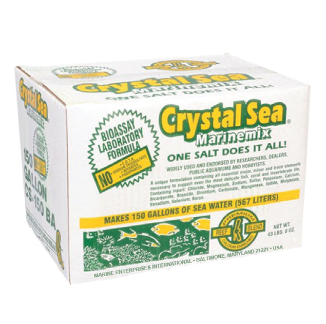 Crystal Sea Salt