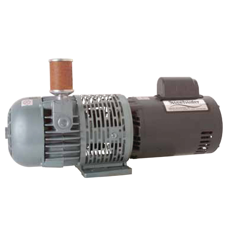 1-1/2 and 2 hp Rotary Vane Compressors