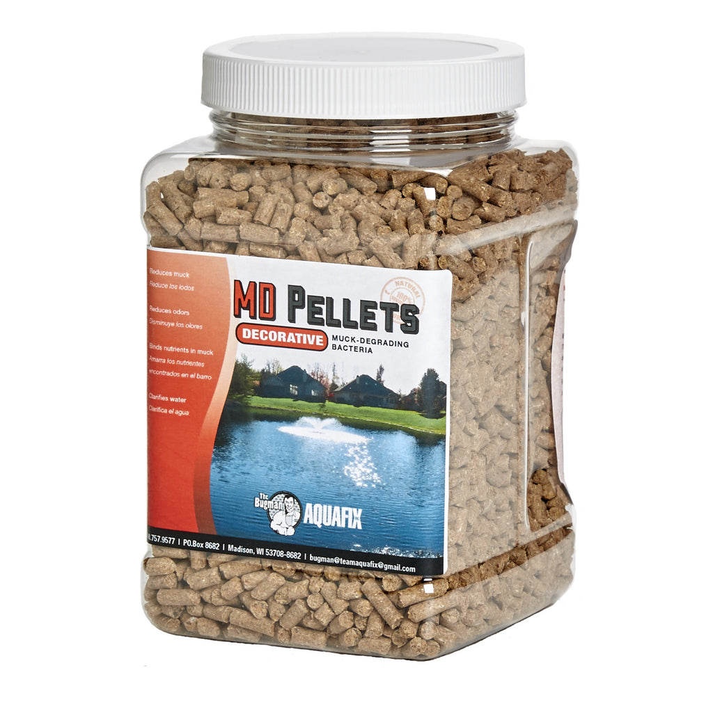 MD (Muck Digesting) Pellets - Discount Code: APRIL