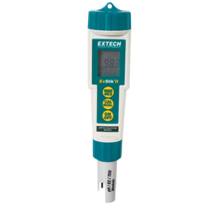ExStik® II pH/Conductivity/TDS/Salinity Meter