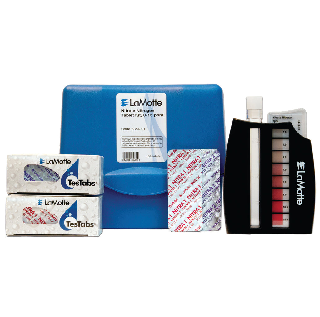 LaMotte Test Kits for Chlorine