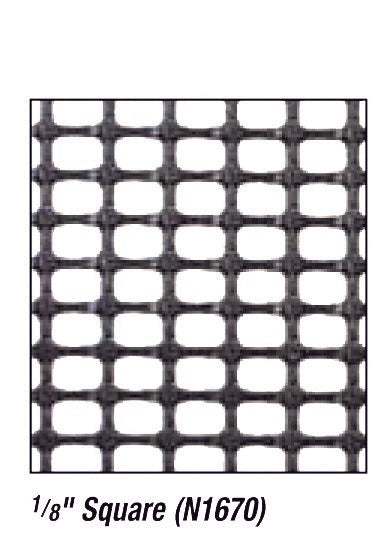 Plastic Mesh Screening