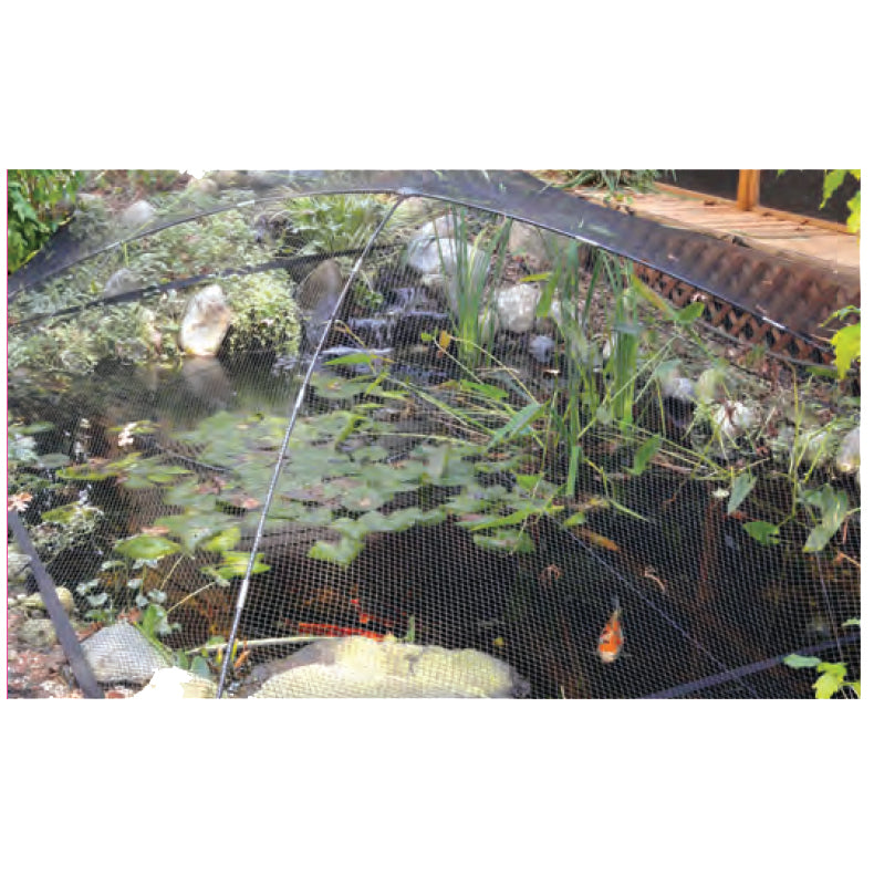 Pop-Up Garden and Pond Netting