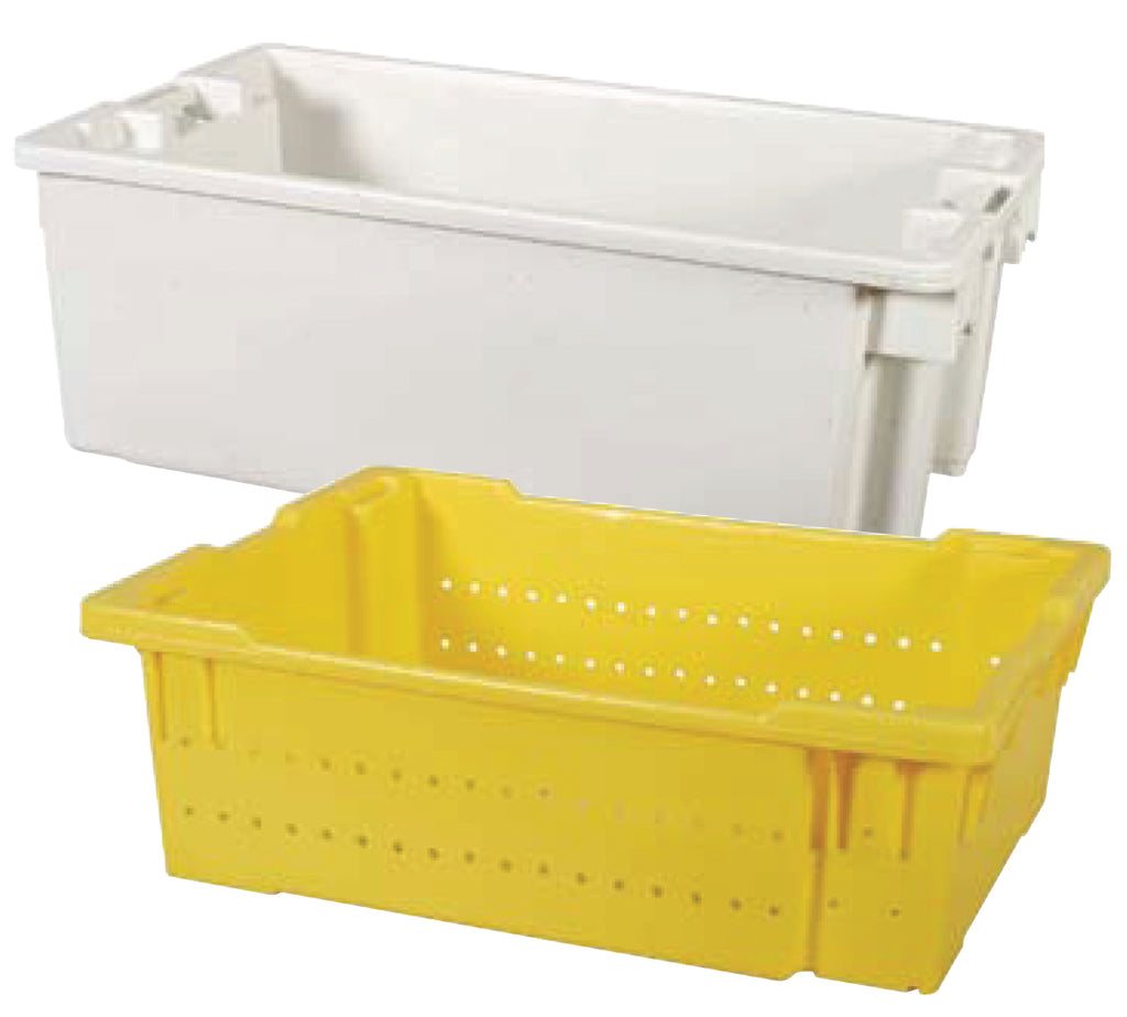 Handling Trays and Boxes