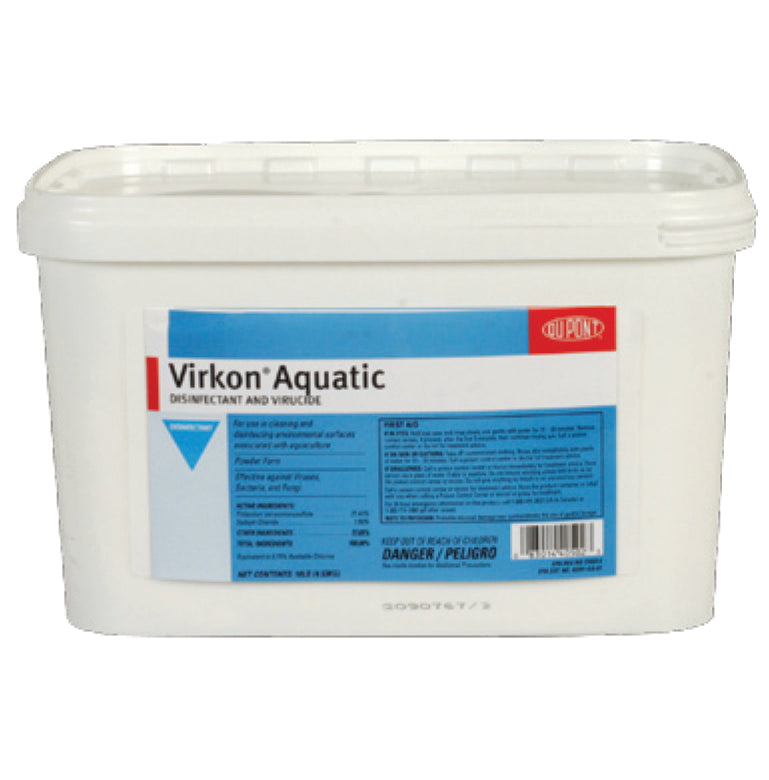Virkon® Aquatic Disinfectant