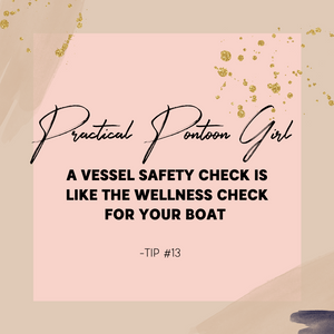 Why Wait Until You Need Surgery? A Vessel Safety Check Is like a Wellness Check for Your Boat.