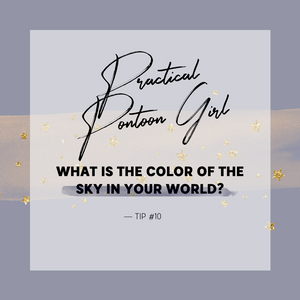 What is the Color of the Sky In Your World?