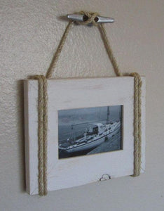 PONTOON GIRL® PARTY FAVORITES: Rope Photo Frame
