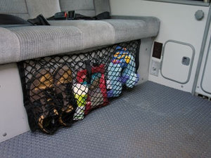 PONTOON GIRL® PARTY FAVORITES: Bench Seat Cargo Net