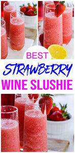 PONTOON GIRL® PARTY FAVORITES: Wine Slushy