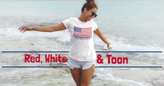 Red White and Toon