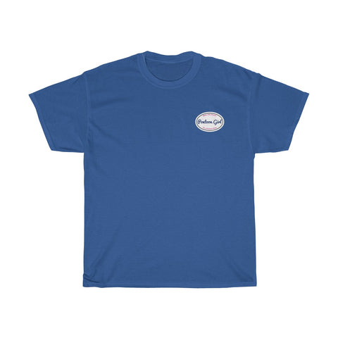 Pontoon Girl Logo T Shirt