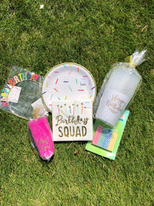 Birthday Party Pack - GS8