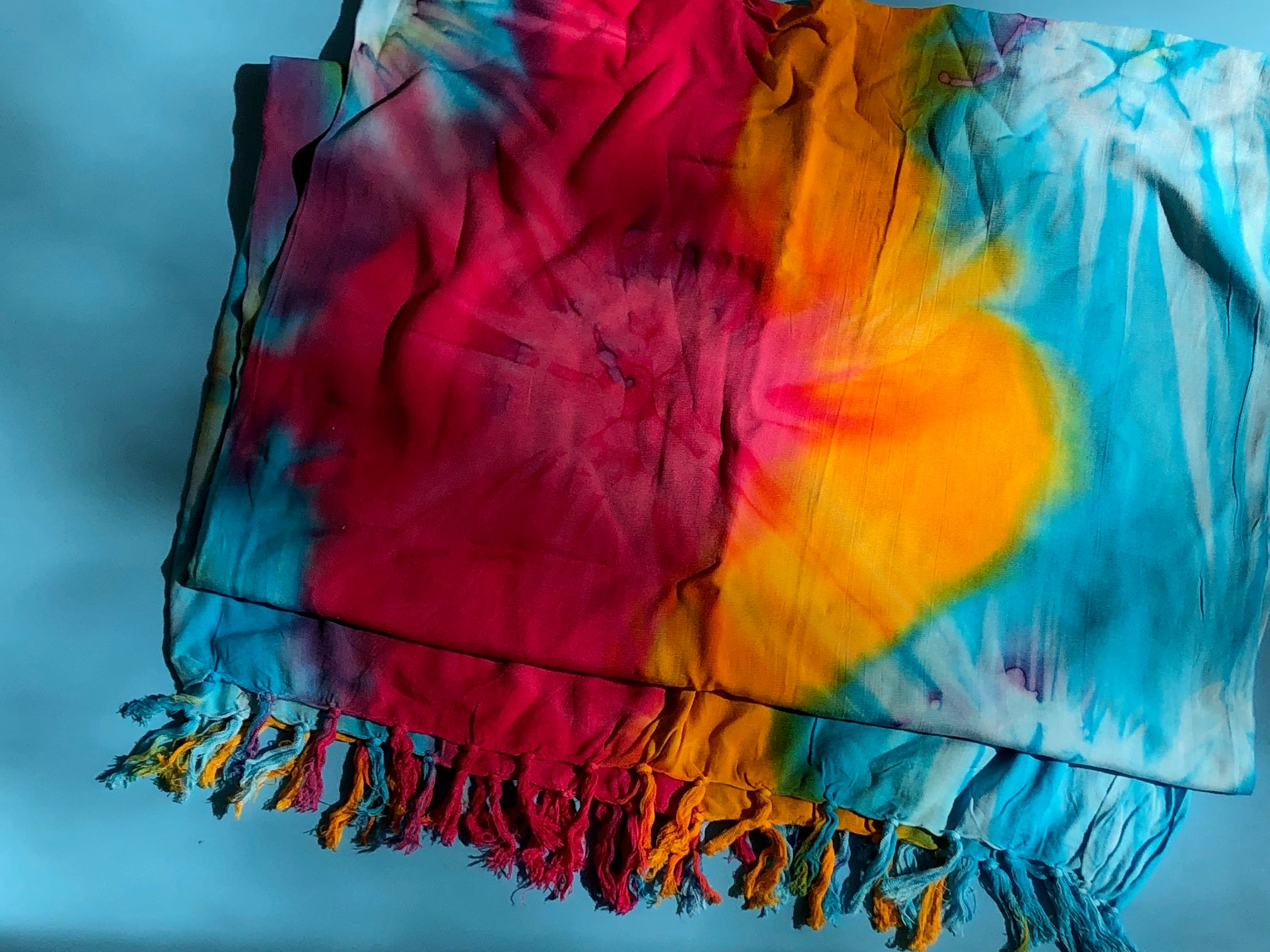 Beautiful Oversized Sarong!  Perfect for all types of styles.