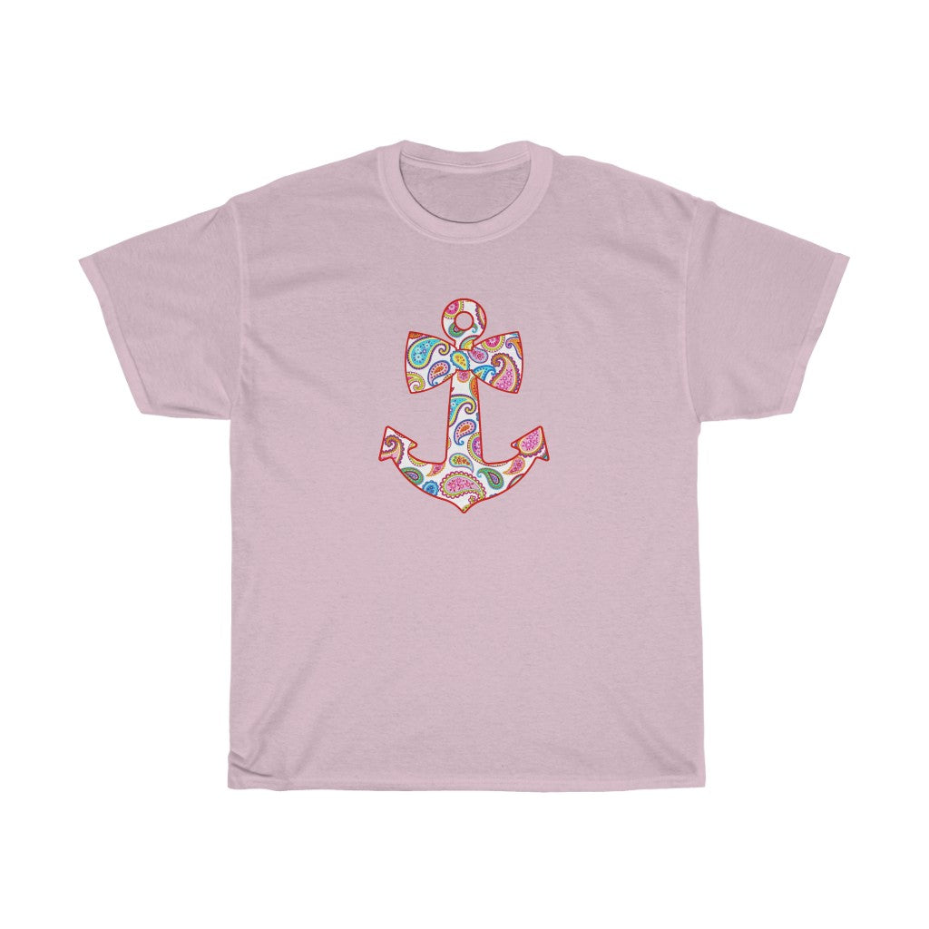 Pontoon Girl ® - Sweet Anchor - Unisex Heavy Cotton Tee