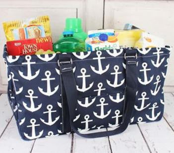 Nautical Market Bag