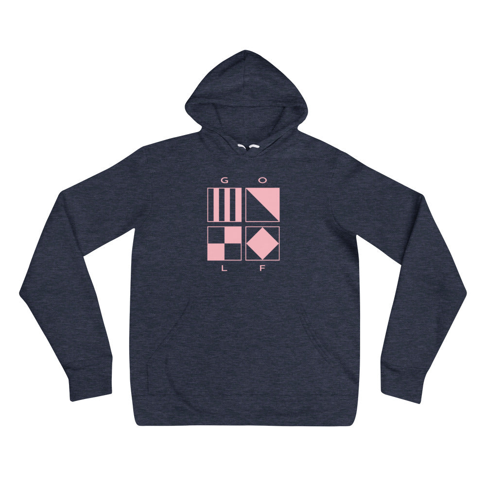 Golf Unisex hoodie - The Calming Seas by Pontoon Girl®