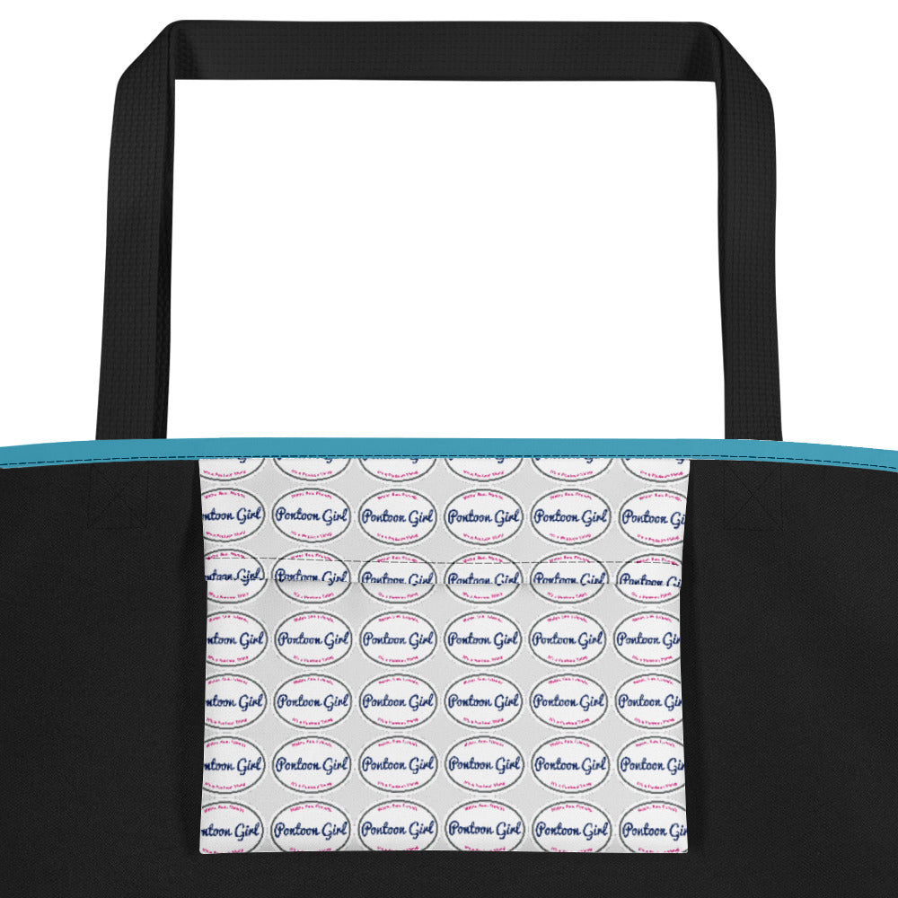 Pontoon Girl® - Boat Tote