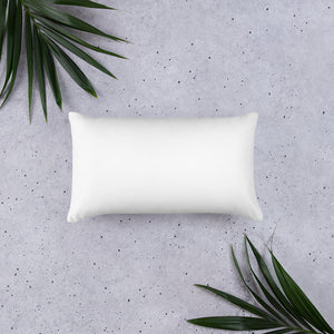 Blessed Basic Pillow - The Calming Seas by Pontoon Girl®
