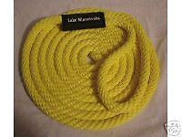 Personalized Boating Rope - Boat Tie Line - Mooring and Docking Line - S1pg
