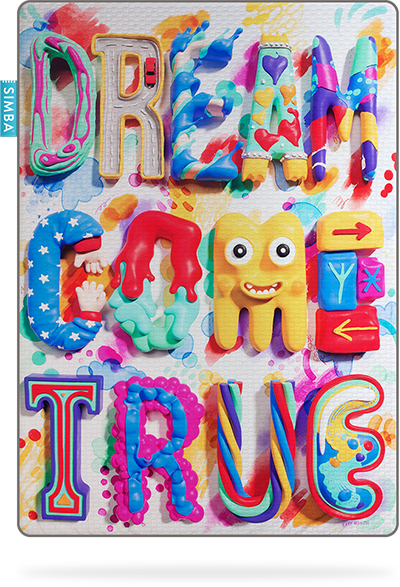 Select Kate Moross - The Simba Art Collective